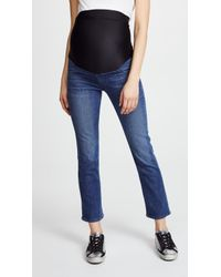 James Jeans - Sneaker Straight Maternity Jeans - Lyst