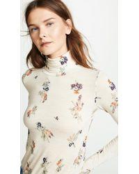 Forte Forte - Highlands Flowers T-shirt - Lyst