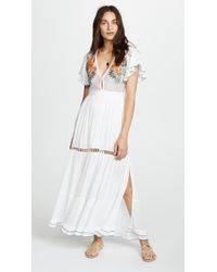 Cleobella - X Rocky Barnes Bora Bora Dress - Lyst