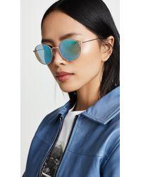 Madewell - Fest Aviator Sunglasses - Lyst