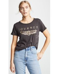 Chaser - Journey Tee - Lyst