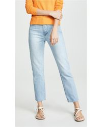 Madewell - Perfect Summer Jeans - Lyst