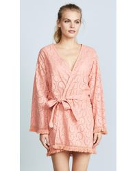 Melissa Odabash - Pippa Cover Up Robe - Lyst