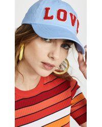 Tory Sport Love Cap - Blue