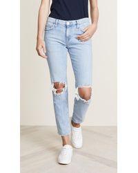 Current/Elliott - The Fling Jeans - Lyst