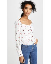 Lioness - Sweethearts Top - Lyst