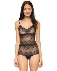Only Hearts - So Fine Cheeky Bodysuit - Lyst
