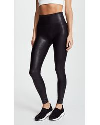 Spanx - Ready To Wow Faux Leather Leggings - Lyst