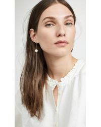 Cloverpost - Buoy Single Earring With Freshwater Cultured Pearl - Lyst