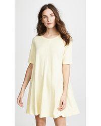 Wilt - Trapeze Tee Dress - Lyst