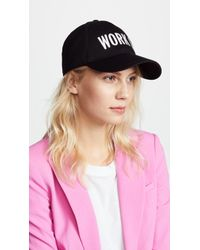 Kate Spade - Work It Baseball Cap - Lyst