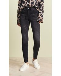 Blank NYC - The Bond Mid Rise Skinny Jeans - Lyst