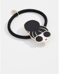 Alice + Olivia - Stacey With Bangs Hairtie - Lyst