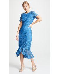 Shoshanna - Edgecombe Dress - Lyst