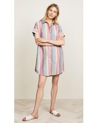 Madewell - Courier Shirtdress - Lyst