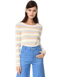 Rossella Jardini - Crew Neck Sweater - Lyst