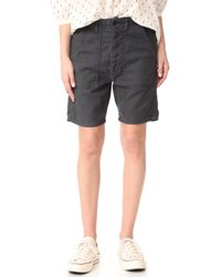 The Great - The Army Shorts - Lyst
