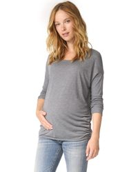 Ingrid & Isabel - Relaxed Pullover - Lyst