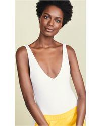 Skin - Selene Bodysuit - Lyst
