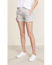 AMO - Shorty Shorts - Lyst