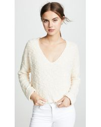 Free People - Popcorn Pullover - Lyst