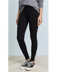 Splendid - Heavy Weight Leggings - Lyst