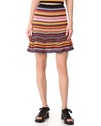 Adam Selman - Flirty Skirt - Lyst