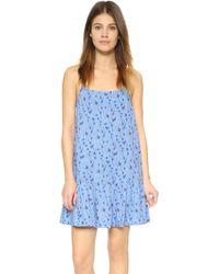 BB Dakota - Jack By Veera Azule Jersey Dress - Lyst