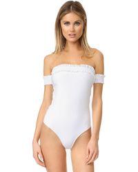 Bec & Bridge - Songbird Swimsuit - Lyst