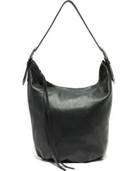 B-Low The Belt - Palladium Hobo Bag - Lyst