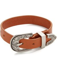 B-Low The Belt - Bri Bri Single Wrap Bracelet - Lyst
