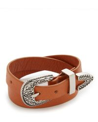 B-Low The Belt - Bri Bri Double Wrap Bracelet - Lyst