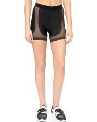 Chromat - Power Mesh Running Shorts - Lyst