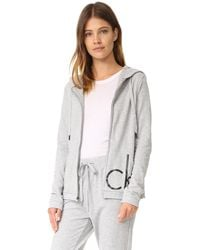 CALVIN KLEIN 205W39NYC - Lounge Hoodie - Lyst