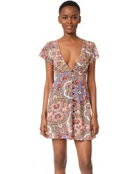 Cleobella - Jonis Short Dress - Lyst
