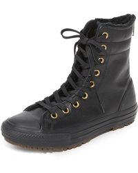Converse - Chuck Taylor All Star Trainer Boots - Lyst