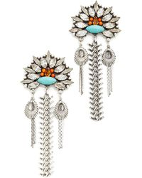 DANNIJO - Lazarette Earrings - Lyst
