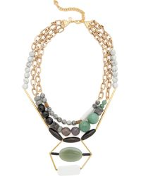 David Aubrey - Zoe Necklace - Lyst