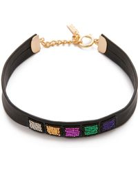 Dodo Bar Or - Zozishine X Gogo Choker Necklace - Lyst
