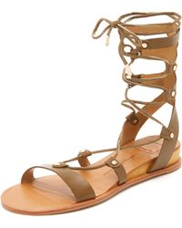 Dolce Vita - Pax Gladiator Sandals - Lyst