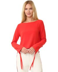 Edition10 - Long Sleeve Top - Lyst