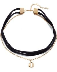Elizabeth and James - Morrow Choker Necklace - Lyst