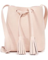Shaffer | Greta Drawstring Bag | Lyst