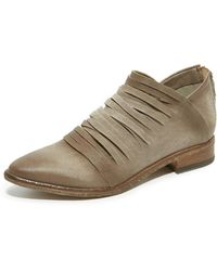 Free People - Lost Valley Ankle Booties - Lyst