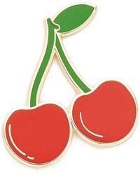 Georgia Perry - Ripe Cherries Pin - Lyst