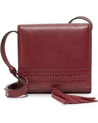 Grace Atelier De Luxe - La Boite Tassel Cross Body Bag - Lyst