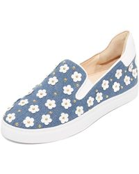 Isa Tapia | Taylor Slip On Trainers | Lyst