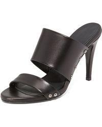 Jenni Kayne - Studded Sandal Heels - Lyst