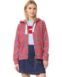 JOUR/NÉ - Tartan Hooded Jacket - Lyst