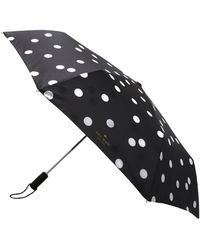 Kate Spade - Dots Travel Umbrella - Lyst